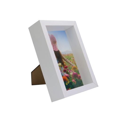 3D Box Photo Frame | MandW