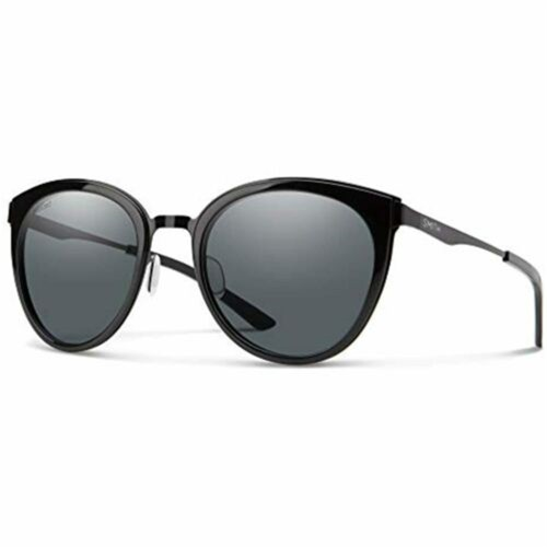Smith Sunglasses for Women Somerset Black/Polarized Gray