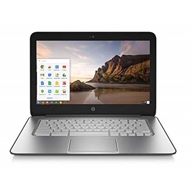 """HP Chromebook J2L41UA#ABA 14"""" 16GB 2955U ChromeOS,Black (Refurbished)"""