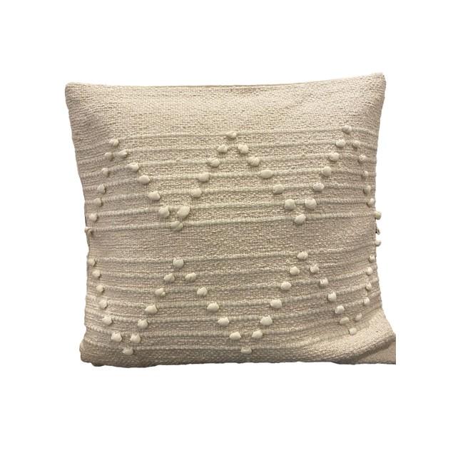 Spura Home Comfortable Diamond Pattern Design Moroccan Style Pillows