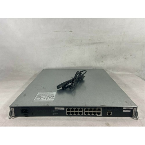NETAPP NAE-1102 16-Port Gigabit Switch (Used - Good)