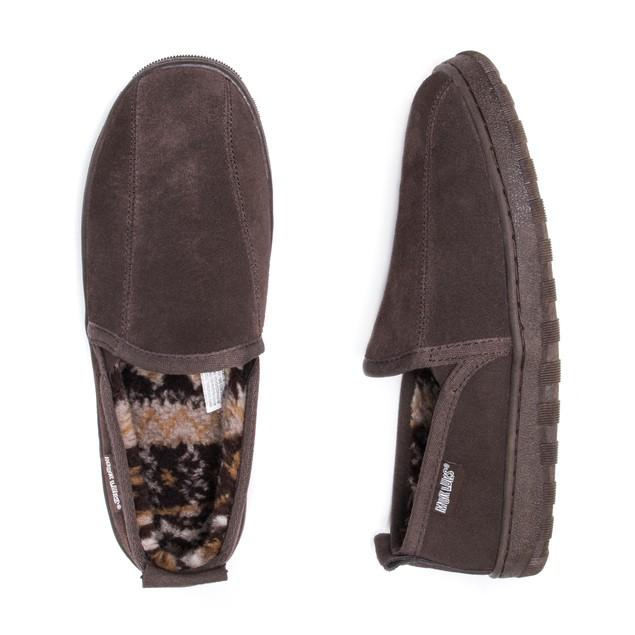 MUK LUKS ® Men's Eric Suede Slip on Slippers