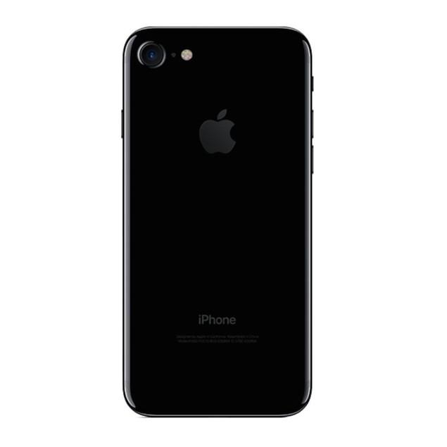 "Apple iPhone 7 256GB 4.7"" VerizonUnlocked,Jet Black (Refurbished)"