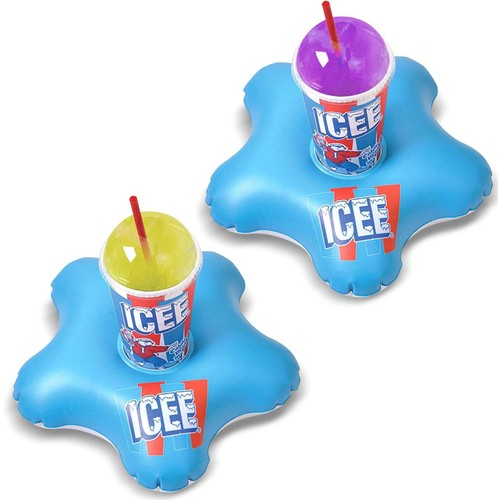 ICEE Inflatable Drink Holder Set (2-Pack)