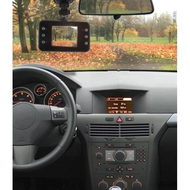 "Aduro 2.4"" U-Drive Pro HD DVR Dash Camera"