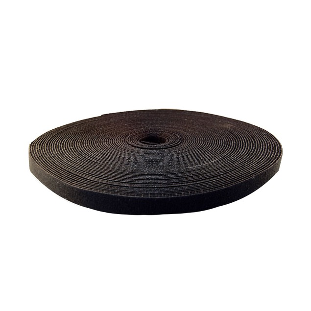 Velcro Cable Tie Roll, 3/4 inch x 25 yards