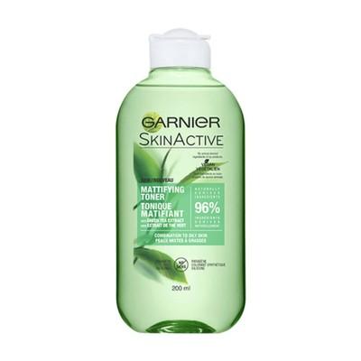 Garnier Skinactive Mattifying Toner With Green Tea Extract For Combination