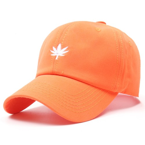 Maple Leaf Sun Protection Caps For Couples