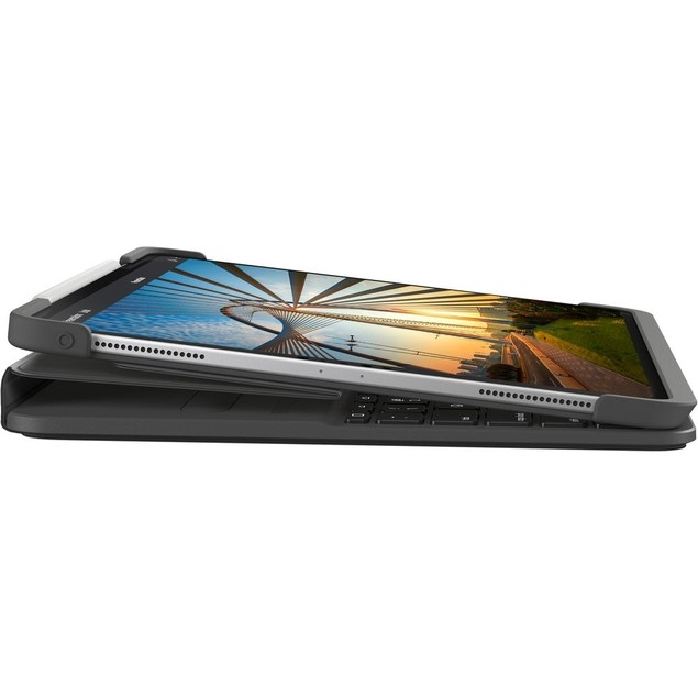 Logitech SLIM FOLIO PRO Backlit Bluetooth Keyboard Case for iPad Pro
