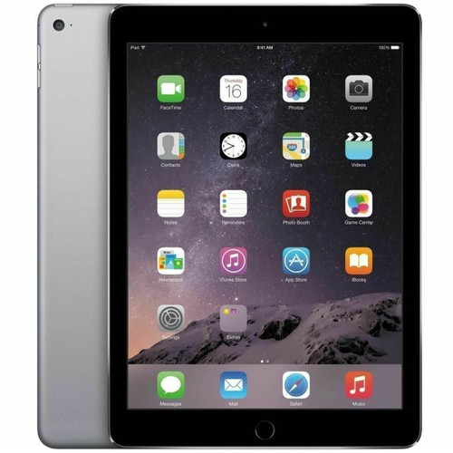 "Apple iPad Air 2 (2nd Gen) - 64GB - Wi-Fi - 9.7"" - Space Gray - (MGKL2LL/A)"