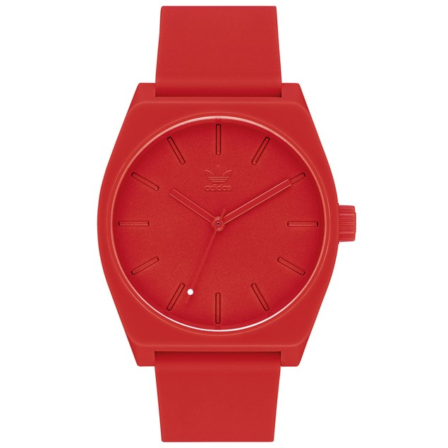 Adidas Men's Process SP1  Red Dial Watch - Z10-191