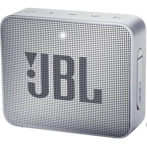 JBL GO 2WIRELESS WATERPROOF SPEAKER GRAY
