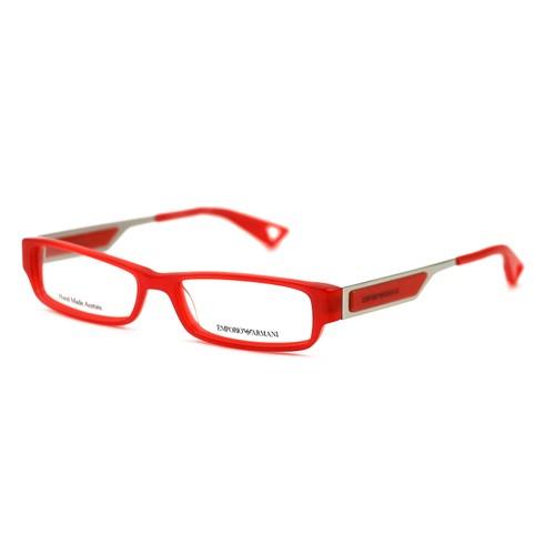 Emporio Armani Women's  Eyeglasses EA9393 HHL Red 51 15 140 Full Rim