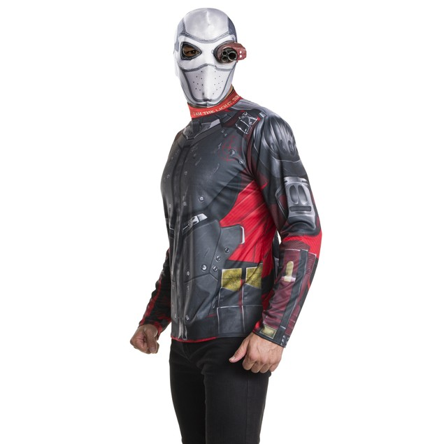 Deadshot Costume Kit Suicide Squad Will Smith DC Villain Harley Joker Movie