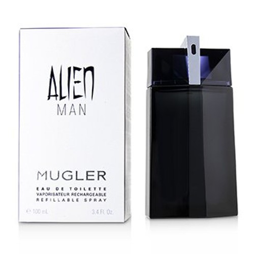 Thierry Mugler (Mugler) Alien Man Eau De Toilette Refillable Spray