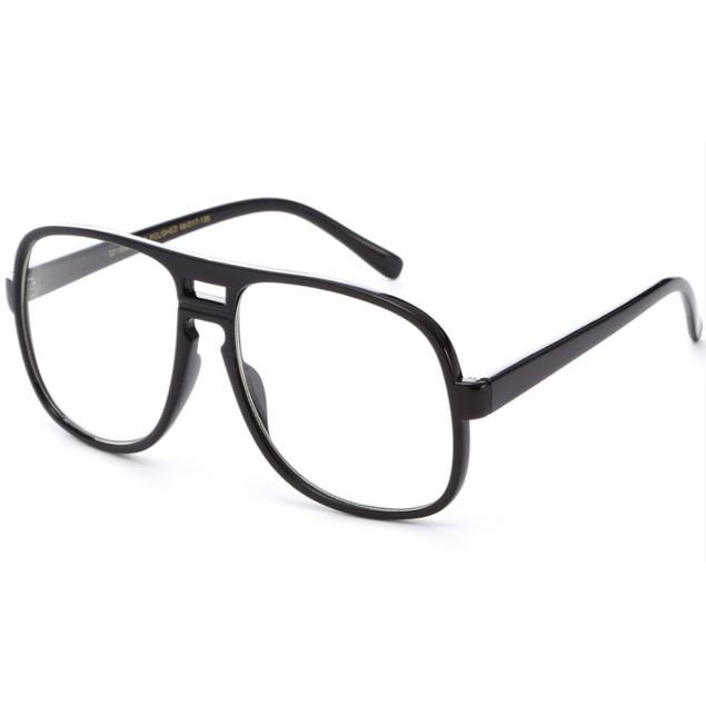 Steve Urkel Oversize Brown Glasses