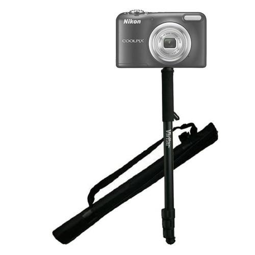 "62"" Vivitar Monopod With Case for Nikon A models Nikon B Digital Camera"