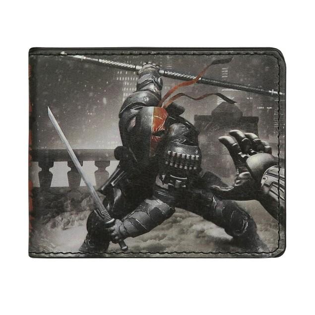 Deathstroke Arkham Origins Bi-Fold Wallet