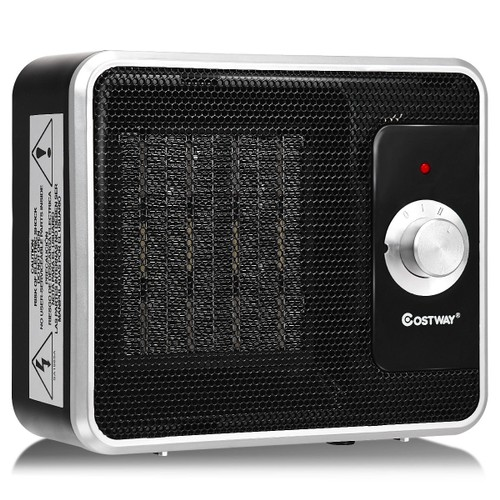 1200W Portable Electric PTC Space Heater