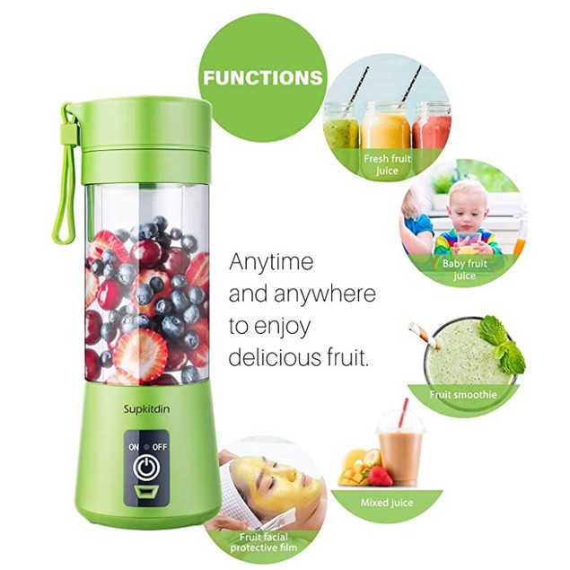 Portable Electric Blender