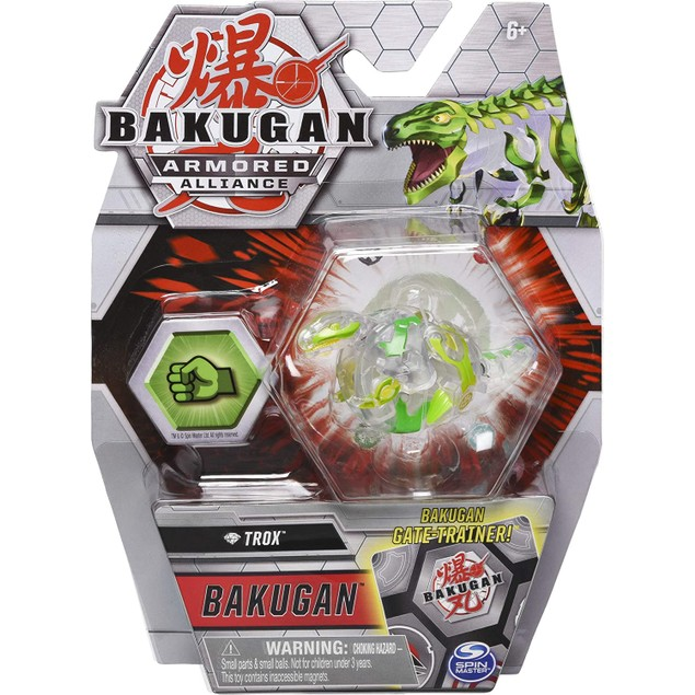 Bakugan Armored Alliance Core Collectible Action Figure (1 Random Supplied)