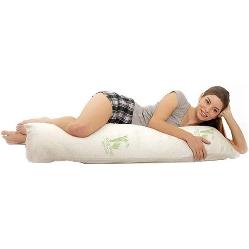 Aloe Vera Bamboo Body Pillow