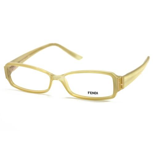 Fendi Women's  Eyeglasses FF 974 290 Ivory Frame Glasses 53 14 135