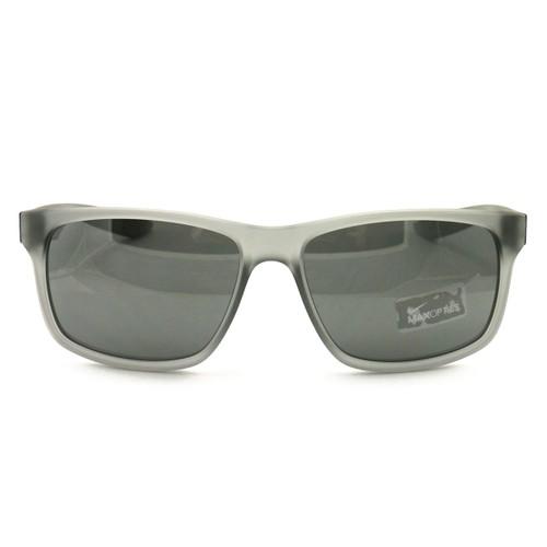 Nike Men Sunglasses NKEV0999 012 Matte Gray Full Rim 59 16 140
