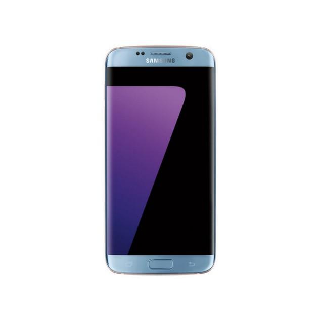 Samsung Galaxy S7 edge, Verizon, Blue, 32 GB, 5.5 in Screen