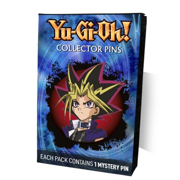 Yu-Gi-Oh! Mystery Pin Badges - 1 At Random
