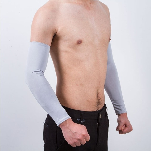 Sunscreen Cycling Sleeves Anti-UV Ice Silk Sleeve Summer Wear