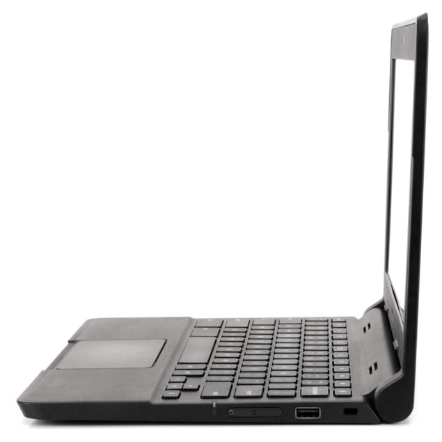 """Dell 3120  Computer Intel Celeron 4GB 16GB SSD Chrome 11"""" Screen"""