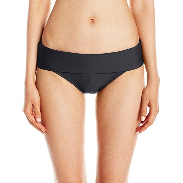 Next Women's Powerhouse Banded Retro Bikini Bottom SZ S
