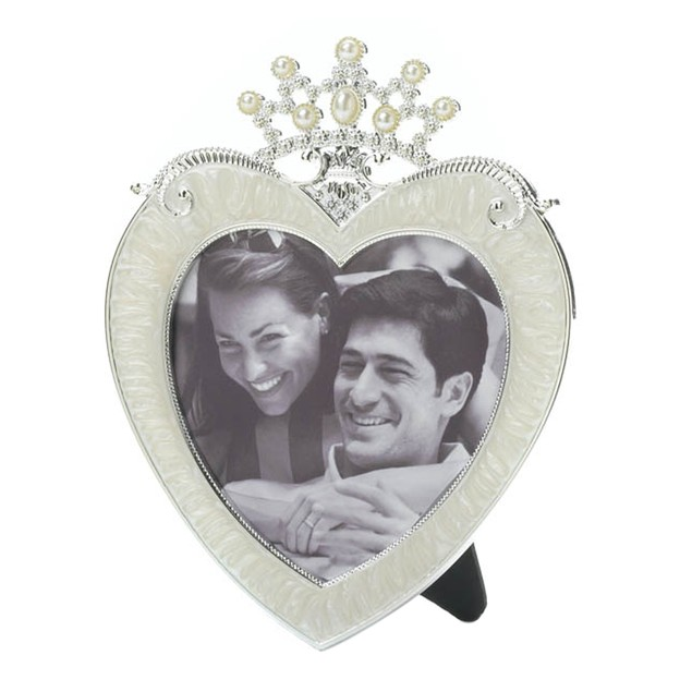 Koehler Home Decor Crown Heart Picture Frame 3 X 3