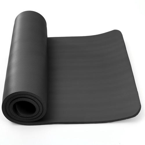 0.6-inch Thick Yoga Mat Anti-Tear High Density NBR Exercise Mat