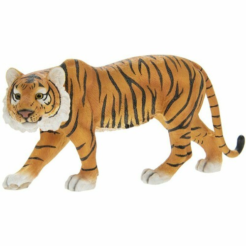 Tiger Figurine By Lesser and Pavey