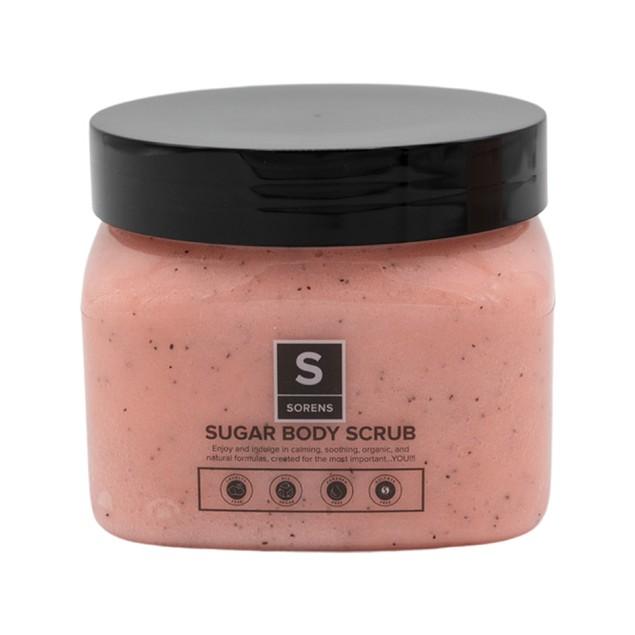 Sorens Cosmetics Sugar Body Scrub