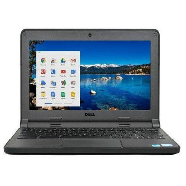 """Dell 11.6"""" Chromebook 4GB 16GB 3120"""