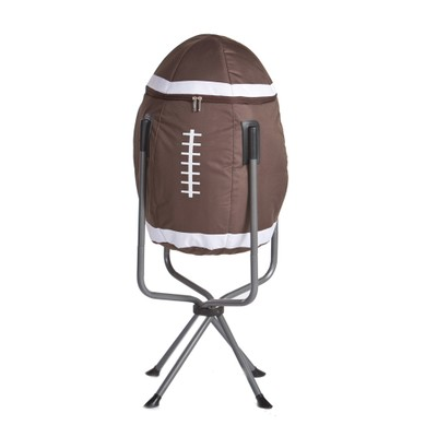 Picnic Plus Football Cooler BROWN