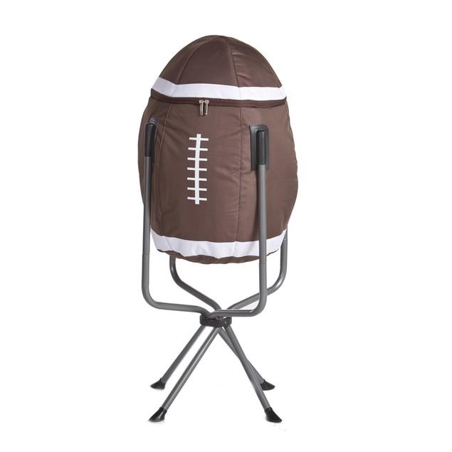 Picnic Plus Football Cooler BROWN