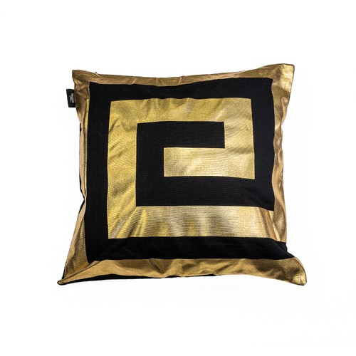 2-PACK Kensie Metallic Print Decorative Throw Pillow Case (Multiple Sizes)