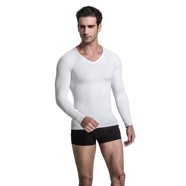 Extreme Fit Men's Compression Long Sleeve Shirt