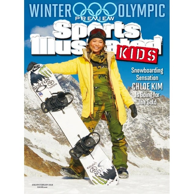 Sports Illustrated Kids Magazine Subscription