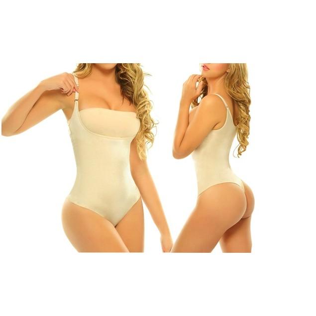 ToBeInStyle High Compression Bikini Shaper Bodysuit