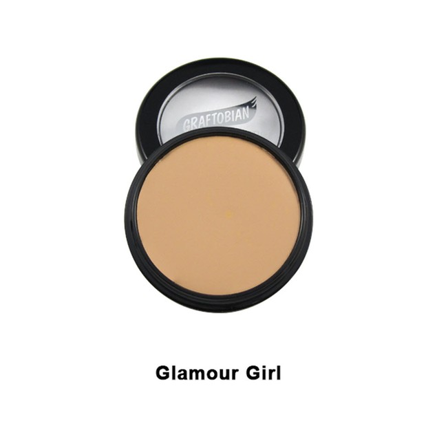 Glamour Girl HD Glamour Creme Foundation 5 oz. Graftobian Cruelty Free USA