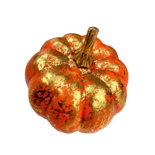 Homvare 10 Pcs Artificial Pumpkins Picks for Fall & Thanksgiving Decoration