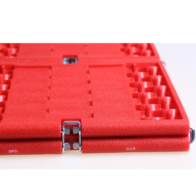 1 Pair Of Car Snow Escape Board, Foldable Anti-skid Board, Tire Anti-skid Pad