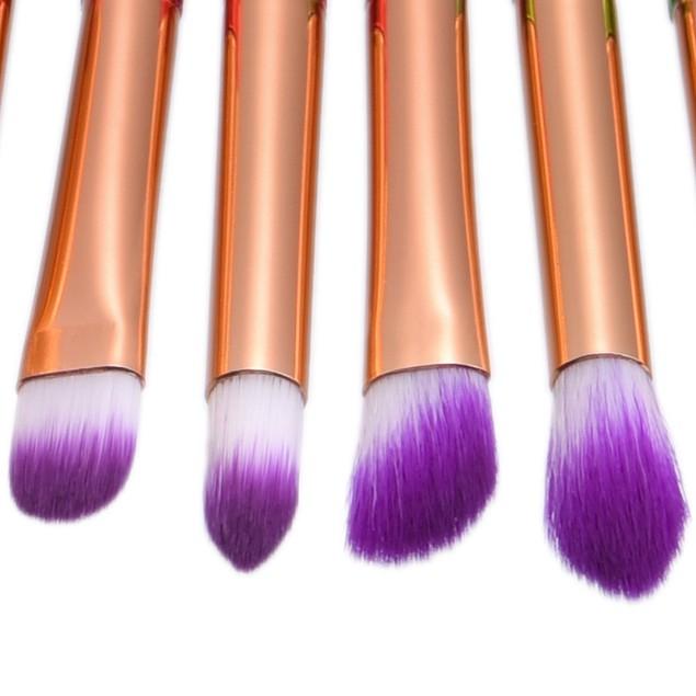 10PCS  Make Up Foundation  Blush Cosmetic Concealer Brushes 17