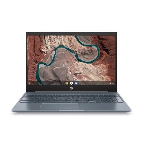 """HP Chromebook 15-DE0577 15.6"""" 128GB Chrome OS,Cloud Blue(Used-Good)"""