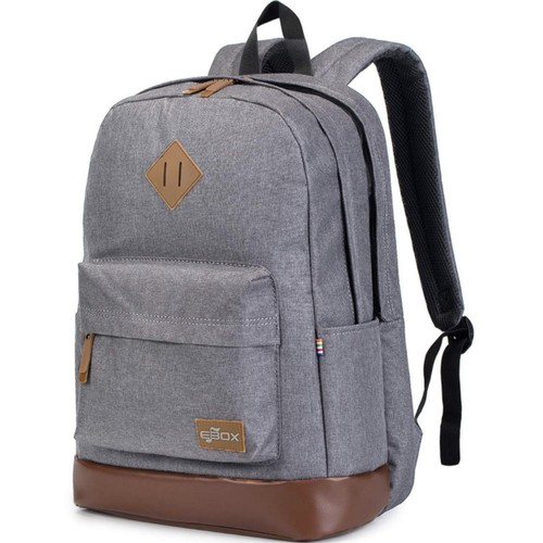 """Ebox Classic Travel Backpack with Laptop & Tablet Sleeve 15.6"""""""